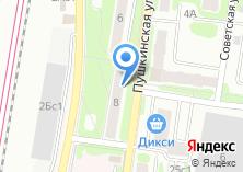 Компания «Отдел воинского учета городского округа Щербинка» на карте
