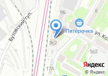 Компания «ЛУНА» на карте