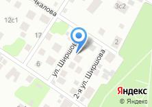 Компания «Отель для тех» на карте