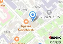 Компания «Спецпрокат» на карте