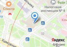 Компания «Сипан» на карте