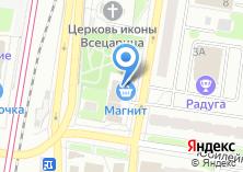 Компания «Салон штор и карнизов на Пушкинской» на карте
