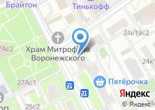 Компания «Фотосалон на ул. Петровско-Разумовский проезд» на карте