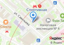 Компания «ЭлРоскомплект» на карте