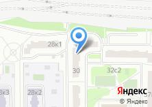 Компания «Русская надежда» на карте