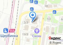 Компания «ХАМЕЛЕОН торгово-производственная компания» на карте