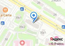Компания «Мосстрой-17» на карте
