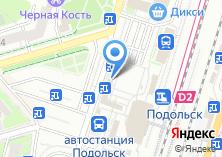 Компания «Бай Флай Бюро» на карте