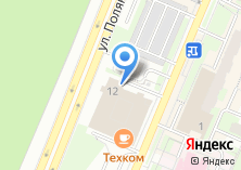 Компания «Магус-ТМ» на карте