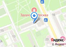 Компания «МЕГАПАРК» на карте