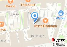 Компания «100% Мебель» на карте
