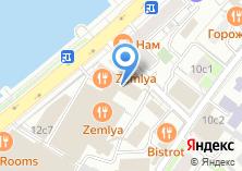 Компания «Рестраврация» на карте