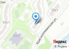 Компания «Бэстподгузник» на карте