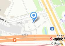 Компания «Nadim-auto» на карте