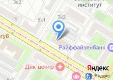 Компания «ФСИН РФ» на карте