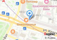 Компания «Yoga Practika» на карте