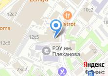 Компания «Ё-Finance» на карте