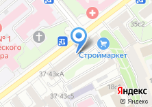 Компания «Дом безопасности» на карте