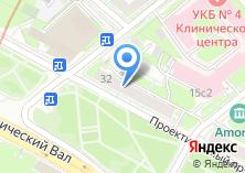 Компания «Город Здоровья» на карте