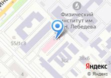 Компания «Витацел» на карте