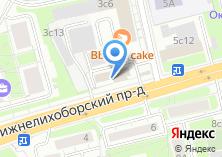 Компания «Москвабуксир» на карте