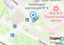 Компания «НОТИК» на карте