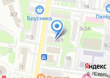 Компания «КариесуNet» на карте