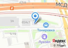 Компания «Шиномонтажная мастерская на Дмитровском шоссе» на карте