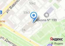 Компания «Май Тек» на карте