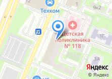 Компания «Free land» на карте
