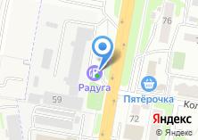 Компания «АЗС Морион-Холдинг» на карте