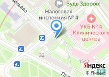 Компания «UNBRA» на карте