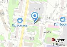 Компания «БассейнМаг.рф» на карте