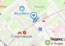 Компания «Фирма Марина К» на карте