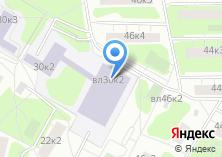 Компания «Московская экспериментальная школа» на карте