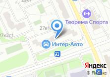 Компания «Servicentr.ru» на карте