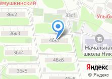 Компания «Лабиринты детства» на карте