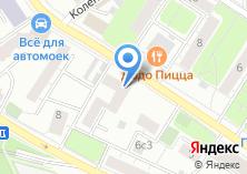 Компания «Виста трейд» на карте
