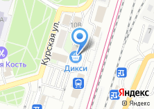 Компания «Бэлкони» на карте