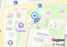 Компания «Древко» на карте