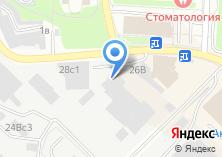 Компания «Екатерина» на карте