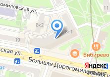 Компания «Эме» на карте