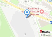 Компания «ADV-active» на карте