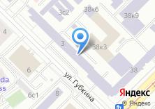 Компания «ЗУМА» на карте