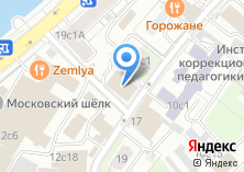 Компания «Сумма» на карте