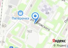 Компания «Веста-СК» на карте