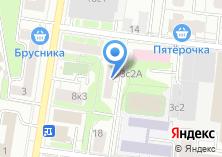 Компания «Vidus» на карте