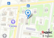 Компания «Адвокат Музюкин В.М.» на карте