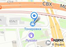 Компания «Авто-баня» на карте