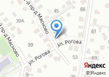 Компания «Аистёнок» на карте